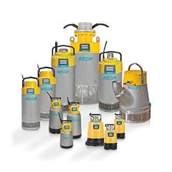 atlas copco electric submersible dewatering pump