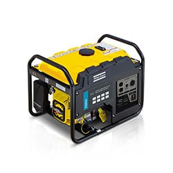 atlas copco portable gas generator